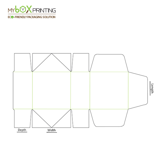 4Corner-Tray-Tuck-Template01
