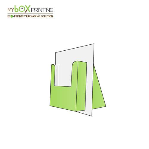 Brochure-Display-Holder-Side