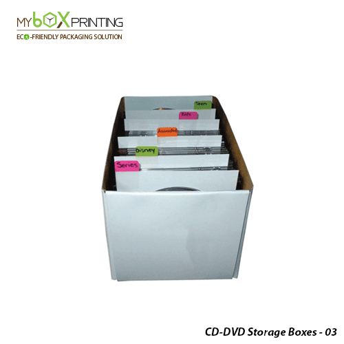 Buy Decorative CDDVD Storage Boxes Wholesale My Box Printing Fascinating Decorative Dvd Storage Boxes