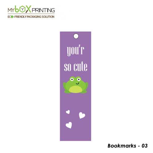 Custom Design Bookmarks