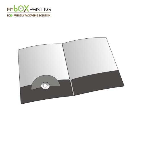 Custom Design Folders Printing