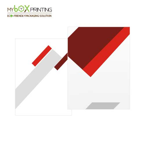 Custom Folders Printing Packaging