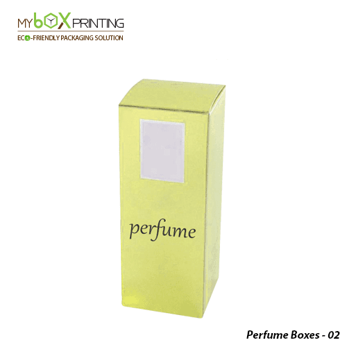 Custom Printed Perfume Boxes
