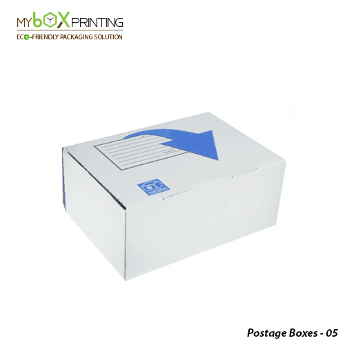 Customized Postage Boxes