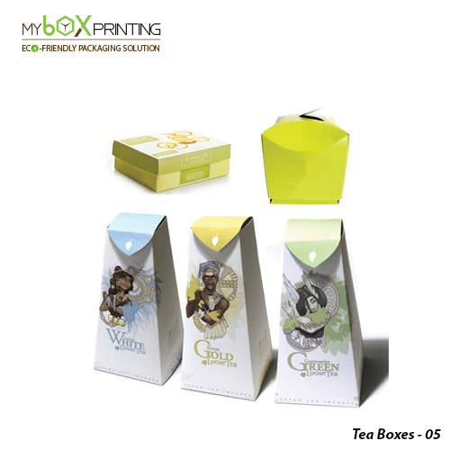 Customized Tea Boxes