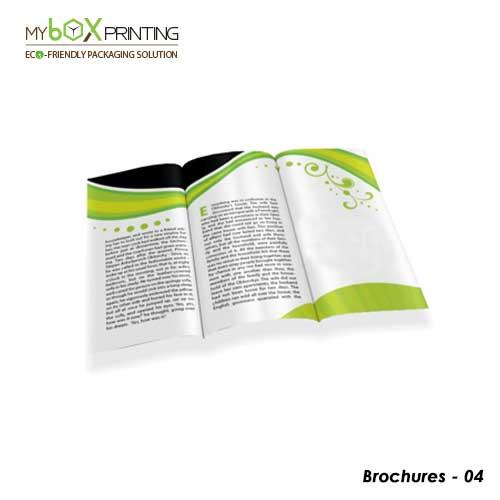 Tri Panel Brochures
