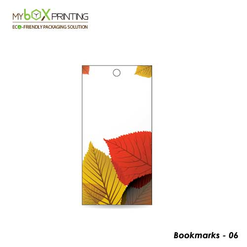Wholesale Bookmarks Printing