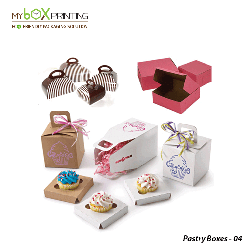 Wholesale Pastry Boxes