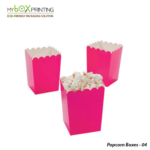 Wholesale Popcorn Boxes